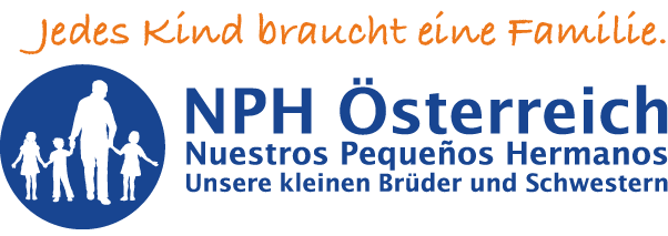 NPH Nuestros Pequenos Hermanos Österreich - Jedes Kind braucht eine Familie