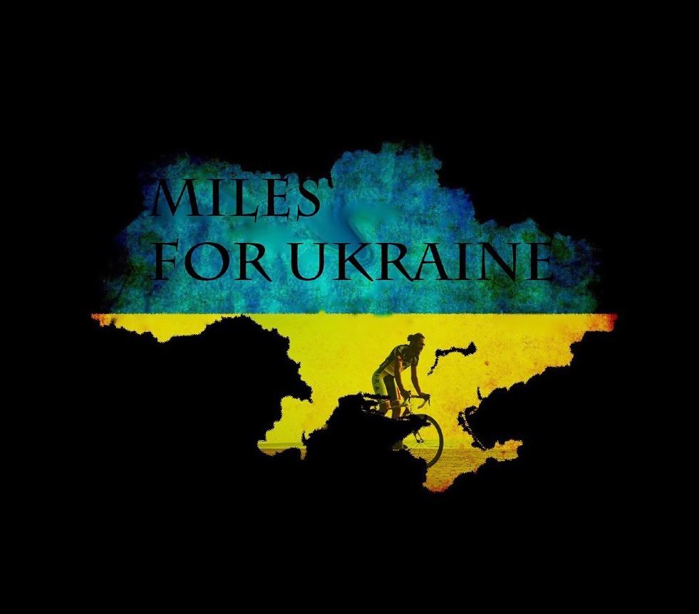 """Weltreise mit dem Rad – """"Miles For Ukraine"""""""